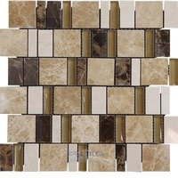 Illusion Glass Tile - Inspiration - Glass and Stone Mosaic Tile in Koomalakah