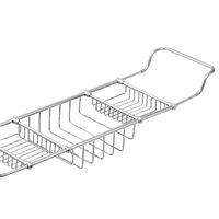 Valsan - Essentials - Adjustible Bathtub Rack in Chrome