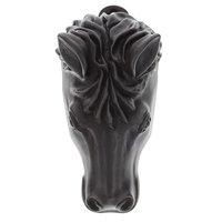 Vicenza Hardware - Equestre - Door knockers Collection - Equestre Horse Head in Satin Nickel