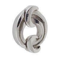 Vicenza Hardware - Ariosto - Link Knob in Satin Nickel