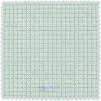 Vidrepur - Pearl - Recycled Glass Tile in Icicle