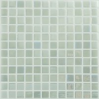 Vidrepur - Special - Mesh Backed Sheet in Fire Glass 3 White