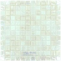 Vidrepur - Moon - Recycled Glass Tile in Moon Beam