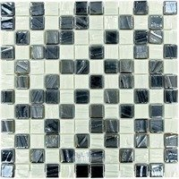Vidrepur - Moon - Recycled Glass Tile in Moon Shine