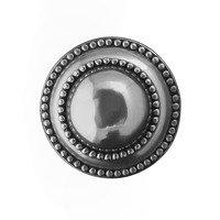 Vicenza Hardware - Door Hardware - Single Dummy Sanzio Door Knob in Satin Nickel