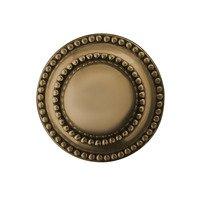Vicenza Hardware - Door Hardware - Passage Sanzio Door Knob Set in Satin Nickel