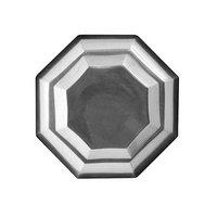 Vicenza Hardware - Door Hardware - Privacy Archimedes Door Knob Set in Satin Nickel