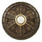 Craftmade - Tieber by - Door Bells and Chimes - Surface Mount Medallion Door Bell in Antique Bronze