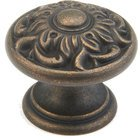"Schaub and Company - Corinthian - 1 3/8"" Ancient Bronze Knob"