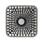 Dots Design in Vintage Pewter