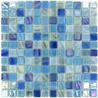 Vidrepur - Mixes - Recycled Glass Tile Mesh Backed Sheet in Cloud Mix